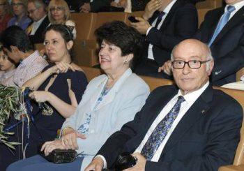 Homenaje al Doctor Blas Bombín en sus 50 años de Voluntariado Social
