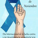 30 de Noviembre. Día internacional de la lucha contra los Trastornos Alimenticios