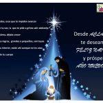 Aclafeba te desea Feliz Navidad y Feliz 2019