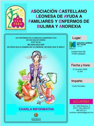 charla informativa en El Pilar